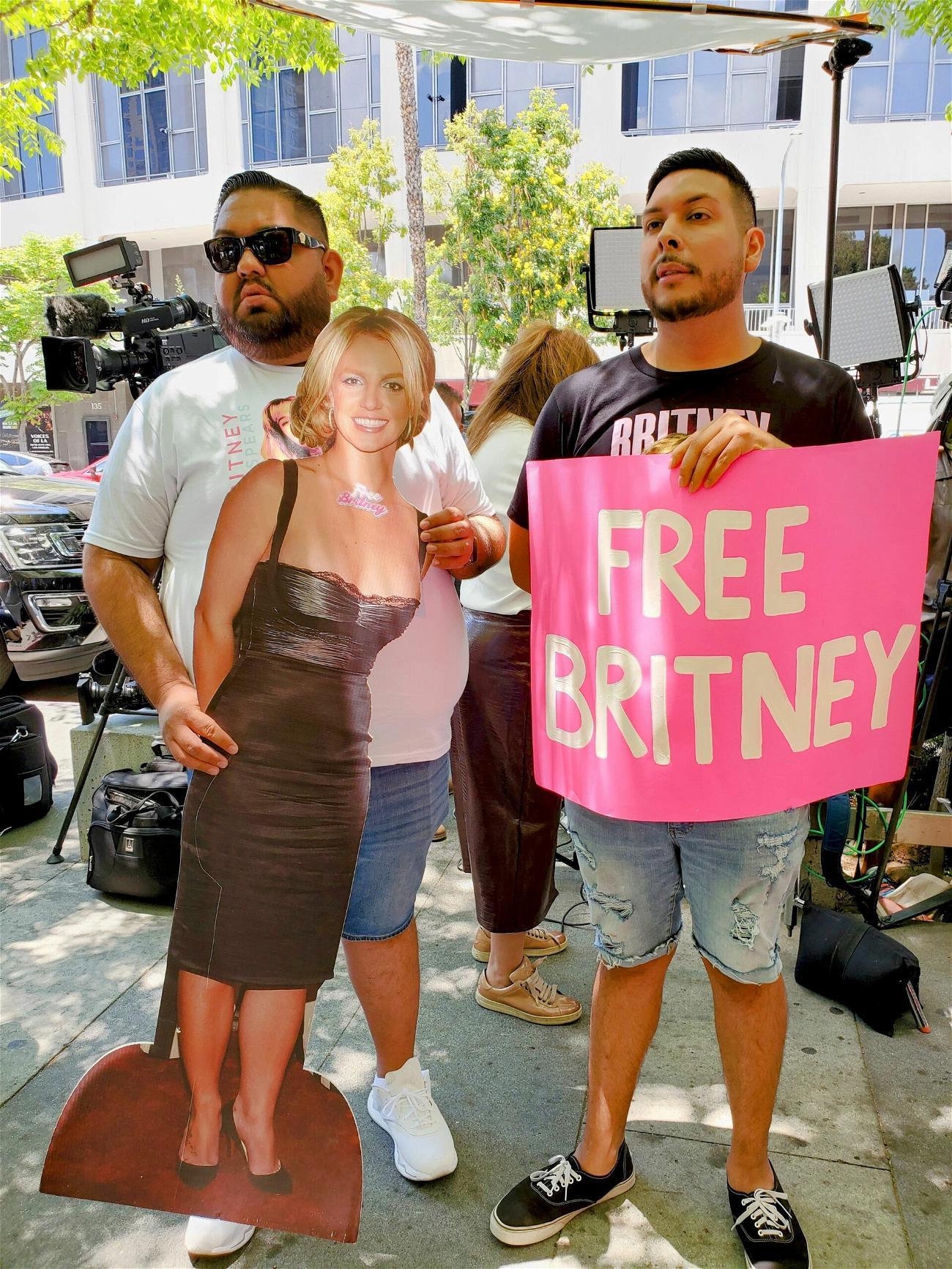 Britney Spears Battles Over $60 Million Estate