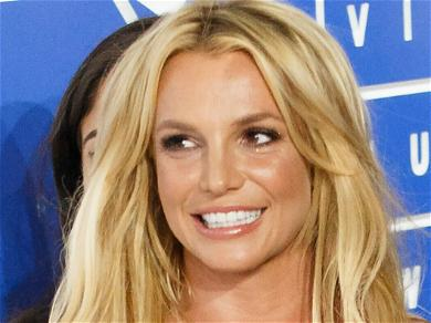 Britney Spears Flaunts Ripped Backside For Stripped Down Bathtub Shot