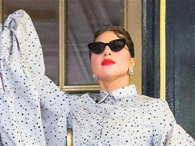 Lady Gaga Does West Coast Fashion Differently! Ditches Shirt Upon Malibu Return