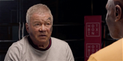 Mike Tyson Rubs Off On William Shatner with Face Tattoo Reveal