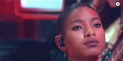 Willow Smith Shaves Head During Live Performance Of 'Whip My Hair'