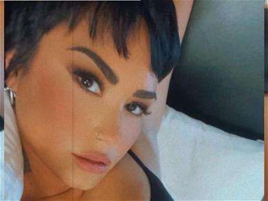 Demi Lovato Films First-Ever Sex Scene