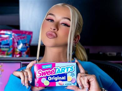 Christina Aguilera & SweeTARTS Announce Sweet Contest And Chance To Win Studio Time With The Icon