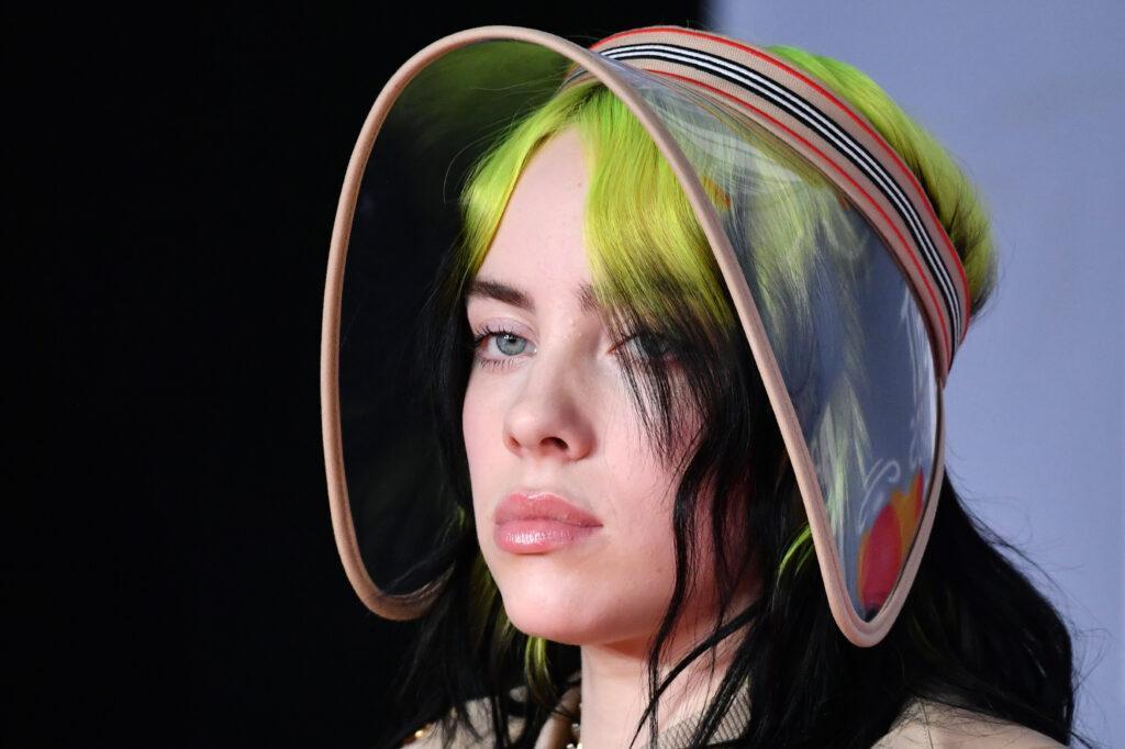 Billie Eilish at The BRIT Awards 2020 - Red Carpet Arrivals