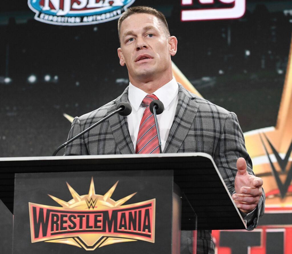 WrestleMania 35 Press Conference - New York