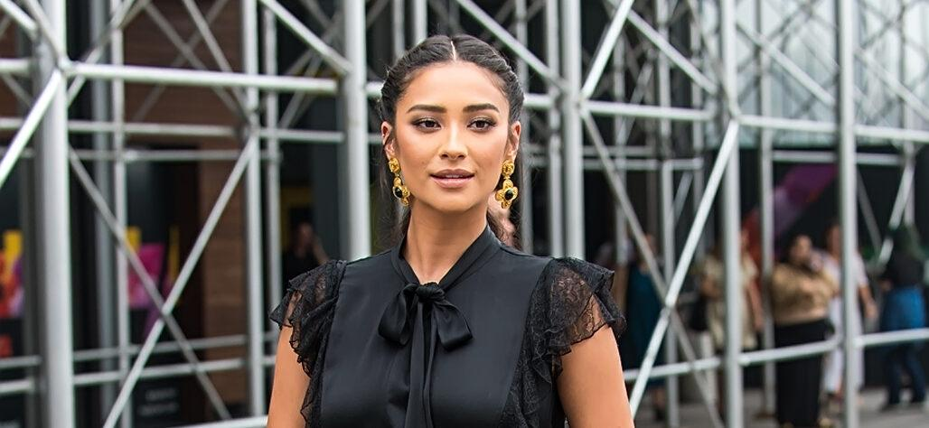 Shay Mitchell Flaunts Killer Body In Cut-Out Swimsuit: 'The Most Dressed Up I Was All Week'