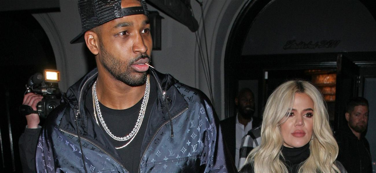 Khloe Kardashian & Tristan Thompson Seen Out Together After Recent Breakup