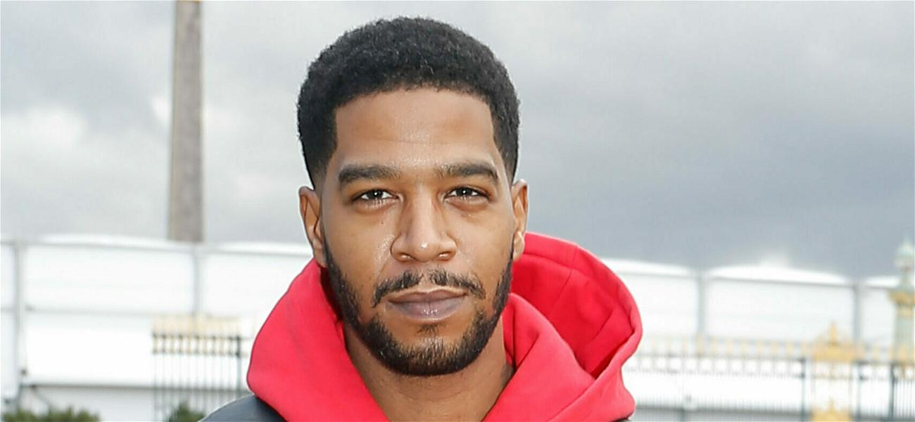 Kid Cudi Forced To Turn Off Comments After Hate Over Wearing Nail Polish