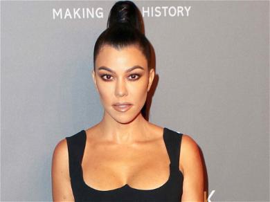 Kourtney Kardashian's 4th Of July Bikini Leaves Nothing To The Imagination