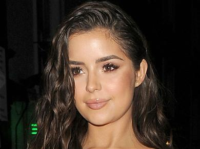 Demi Rose Unties Swimsuit While Promoting 'Free' OnlyFans Page