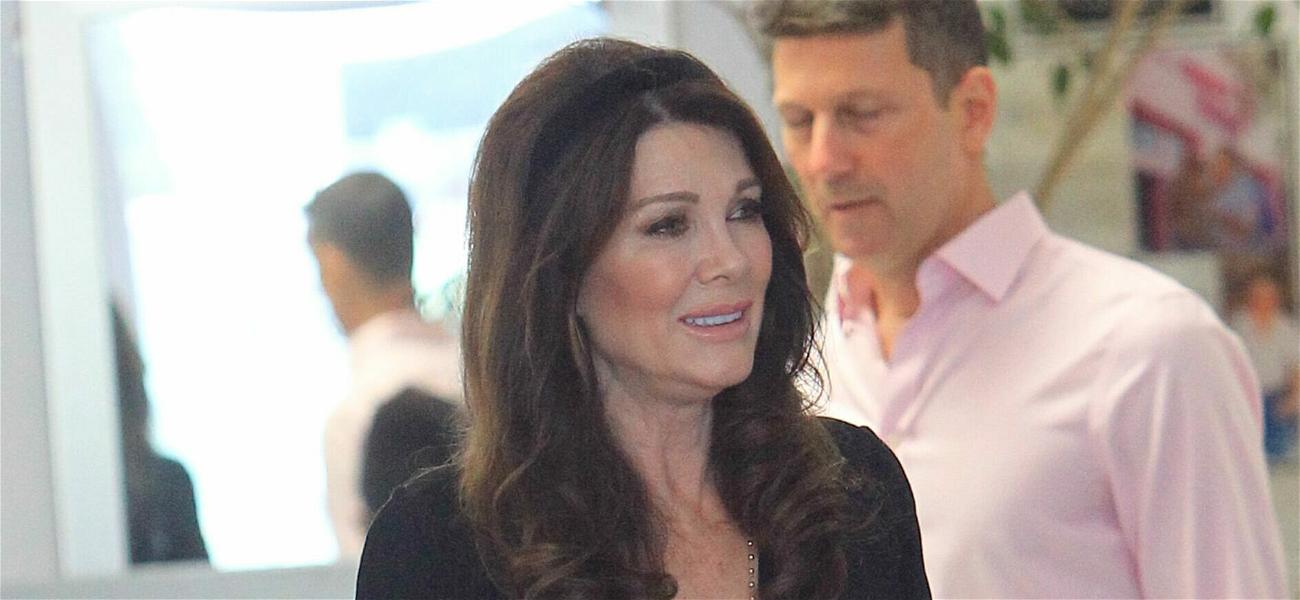 Lisa Vanderpump's Dog Org. Sued By Woman Who Claims Adopted Pup Gave Her Worms!