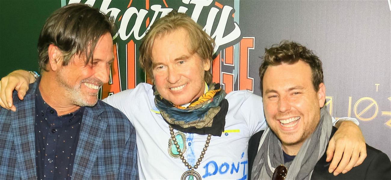 Val Kilmer Biopic Coming To Amazon, Will Cover Battle with Cancer