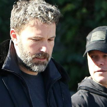 Matt Damon Plans to Continue Writing Screenplays With Ben Affleck