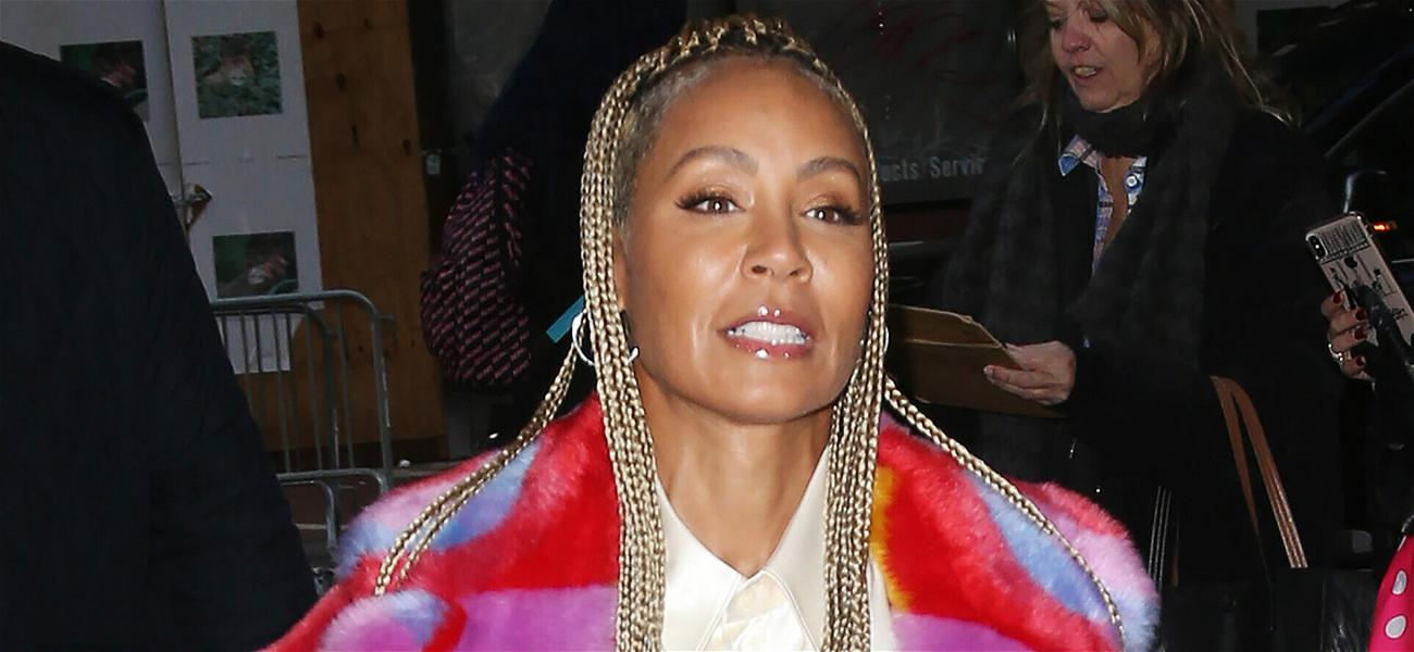 Jada Pinkett Smith Recalls Passing Out From Bad Batch Of Ecstasy