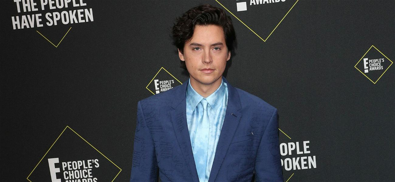 Cole Sprouse Says It's Time To 'Piss Off' His Fans