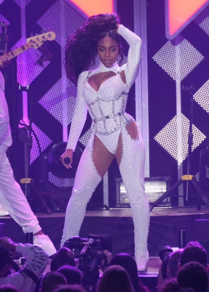 normani performing