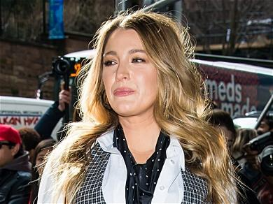 Blake Lively RIPS Into 'Grown A$$' Men She Says Are Stalking Her Daughters