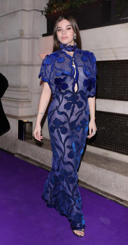 Celebrities attending the BRIT Awards after party at the Ned Hotel