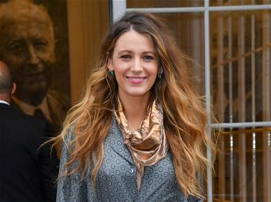 Blake Lively Pleads With Public To 'Stop Scary Exploitation' Of Celebrity Kids