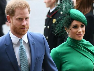 Meghan & Harry's Oprah Interview Nominated For An Emmy