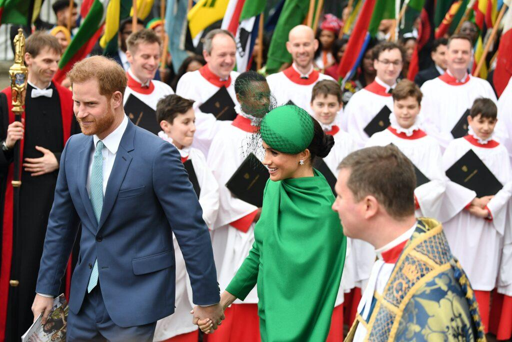 The Royal Family Celebrate Commonwealth Day 2020