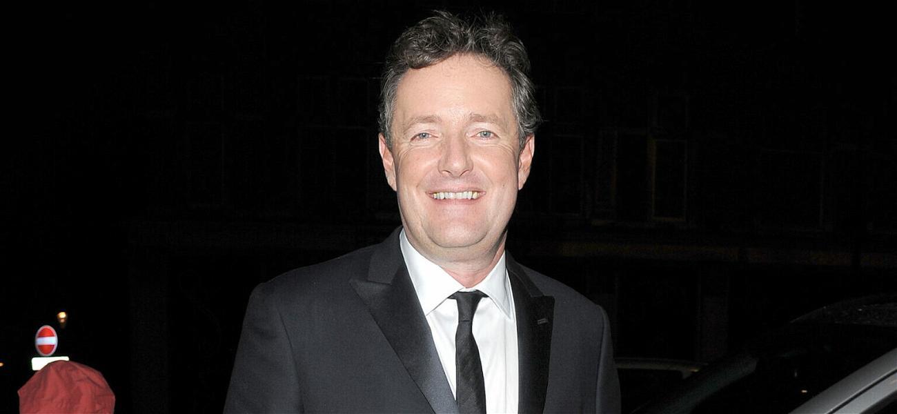 Piers Morgan Slammed for Allegedly Hiding COVID-19 Diagnosis