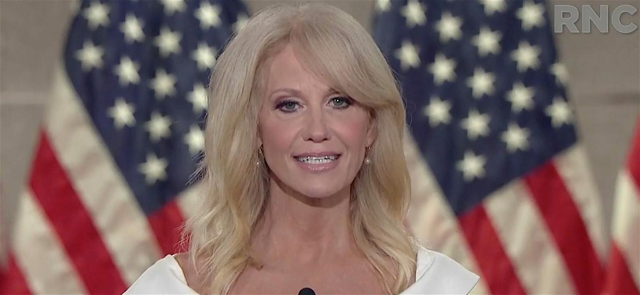 Kellyanne Conway's Daughter Responds To Rumors Feud Was A Publicity Stunt