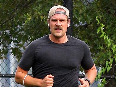David Harbour WORRIES About 'Stranger Things' Co-Star Millie Bobby Brown