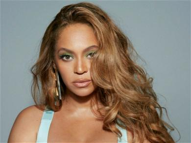 Beyoncé Flaunts Ample Assets In White Crop Top, Poses Next To Jay-Z