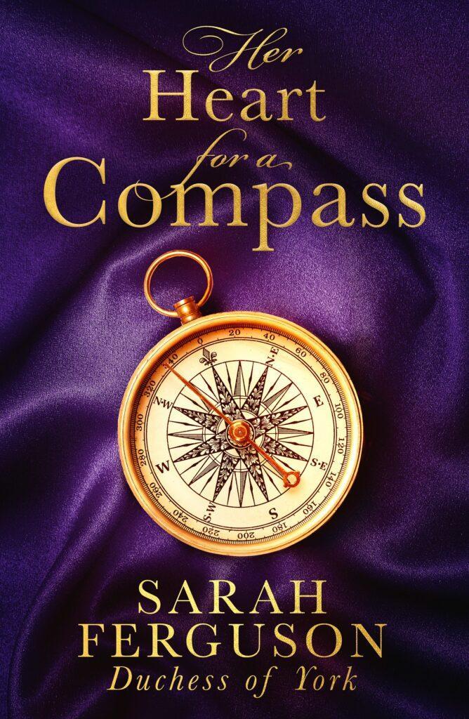 Sarah Ferguson turns romantic novelist