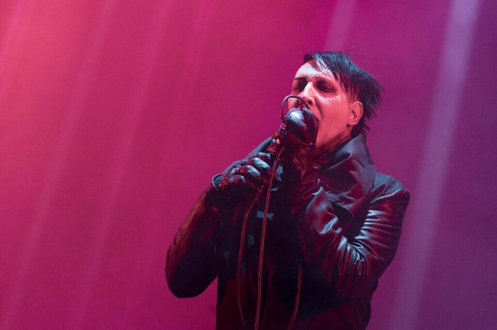 Marilyn Manson accused of sexual harassment