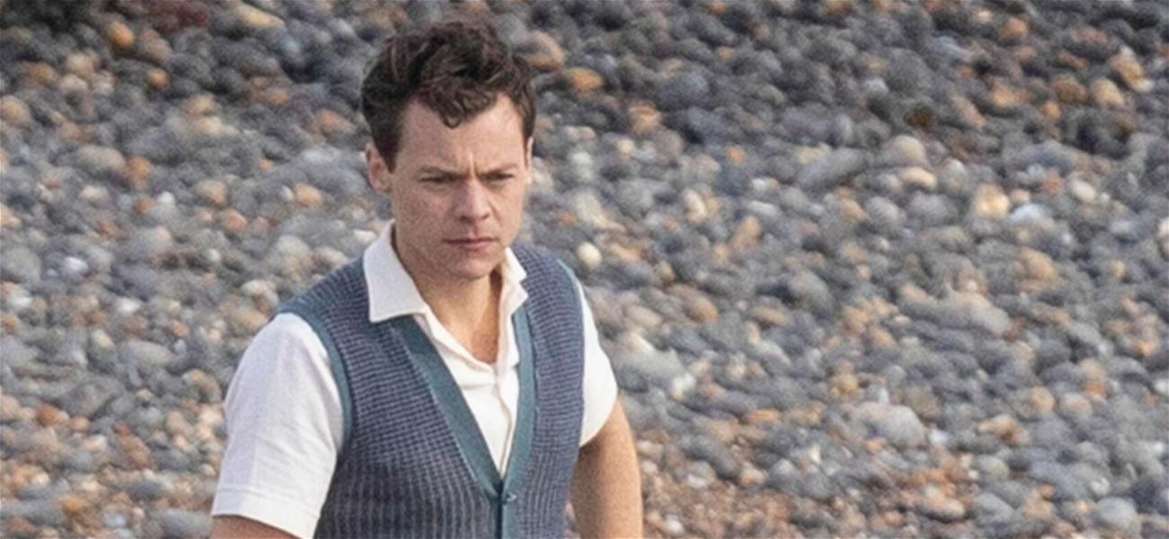 Harry Styles And Olivia Wilde Pack On The PDA During Romantic Italian Vacation