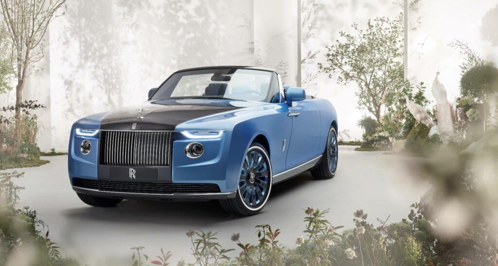 Rolls-Royce unveils world apos s most expensive new car