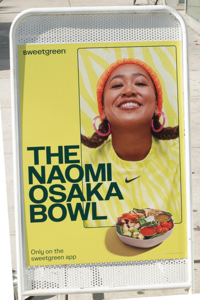 Amidst Naomi Osaka Controversy Sweetgreen Names Dish After Her