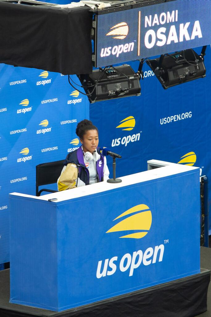 FILE -Naomo Osaka US Open Media Day