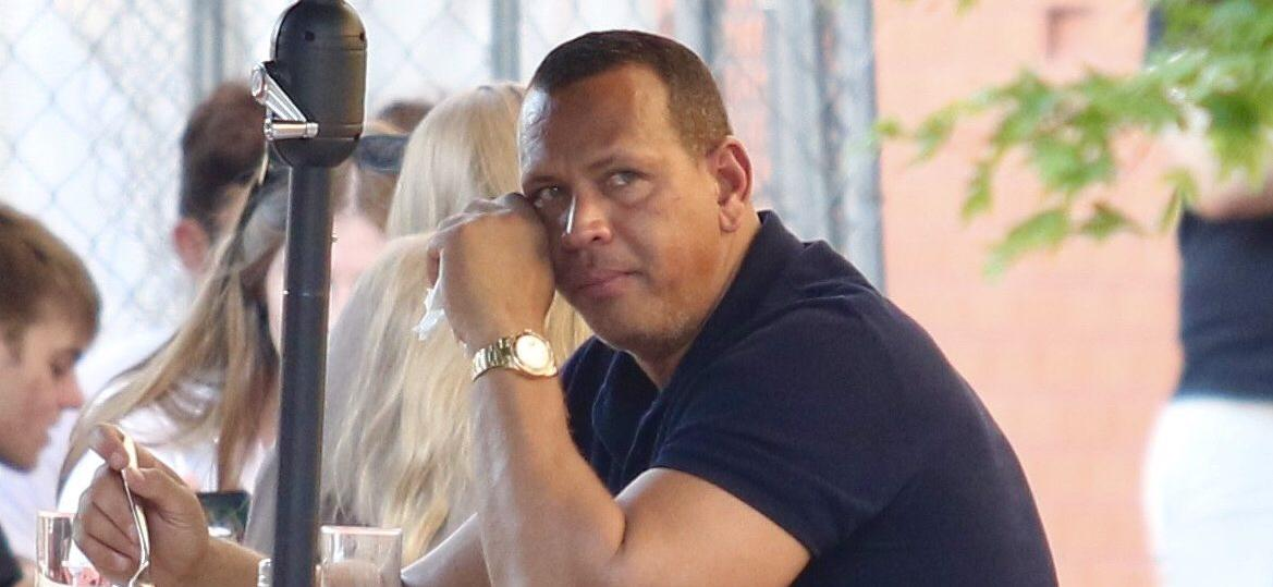 A-Rod Bummed He Was Left Out Of Party J. Lo Attended