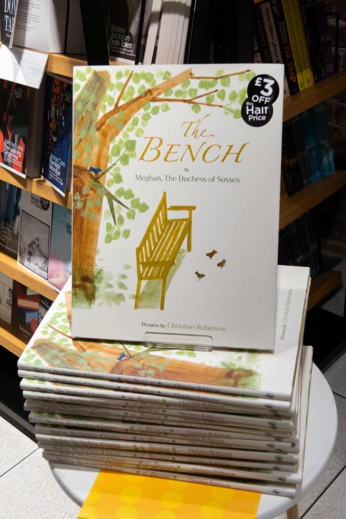 Meghan Markle s new book The Bench London UK - 8 June 2021