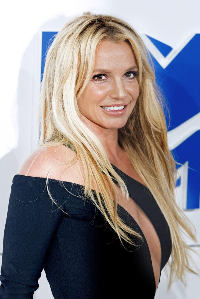 Britney Spears MTV VMA Awards 8 28 16 MSG NY