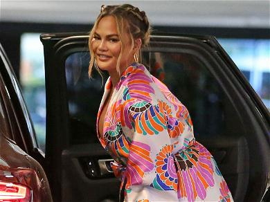 Chrissy Teigen Says She Is Done Getting Involved In Other People's Drama