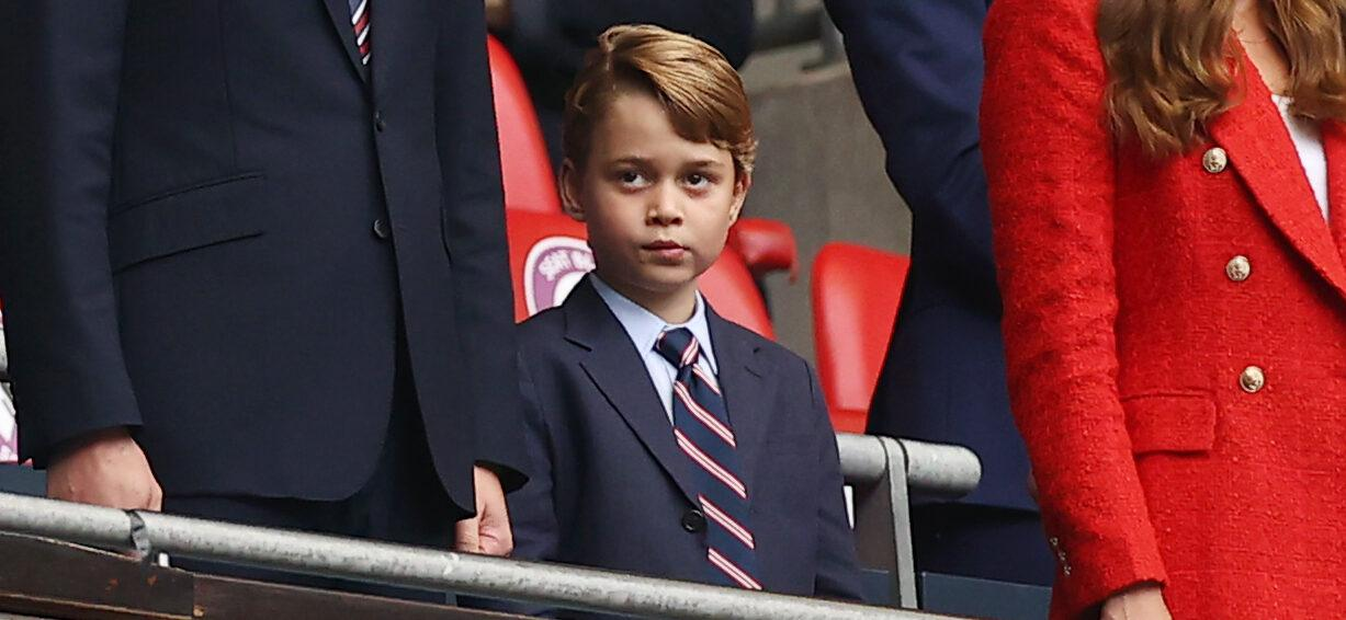 Suit Up Prince George! William & Kate's Son Wears Adorable Outfits