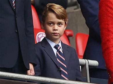 Kate & William May Not Release Official Picture of Prince George Over Fear Of Internet Trolls