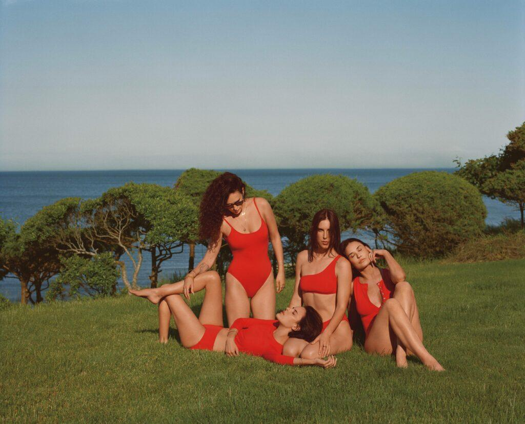 Demi Moore stuns in Andie swimwear campaign with daughters
