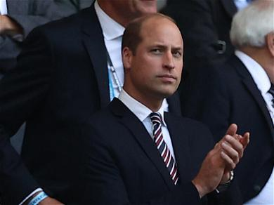 Prince William Calls Out 'Racist Abuse' Toward England Soccer Stars