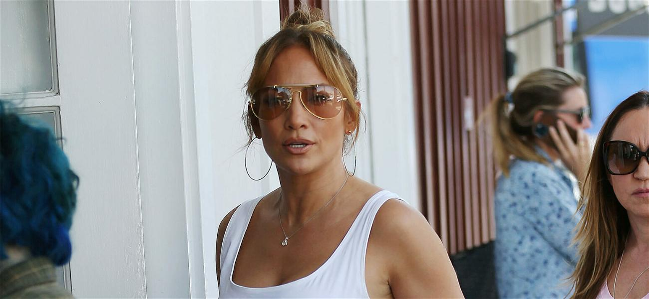 Jennifer Lopez Dodges Ben Affleck Question On 'TODAY' Show