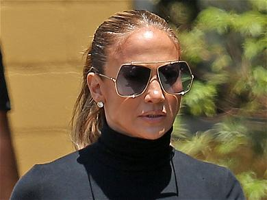 Jennifer Lopez Flaunts Make Out Sesh With Ben Affleck On 52nd Birthday