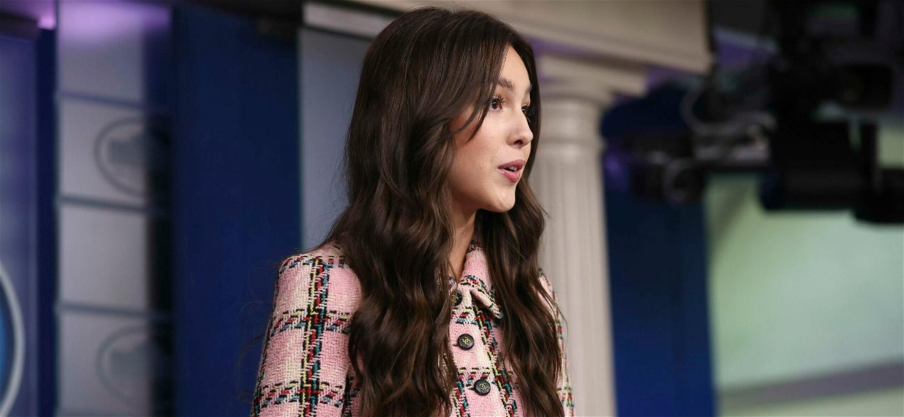 Olivia Rodrigo Brings Total 'Clueless' Vibes To The White House