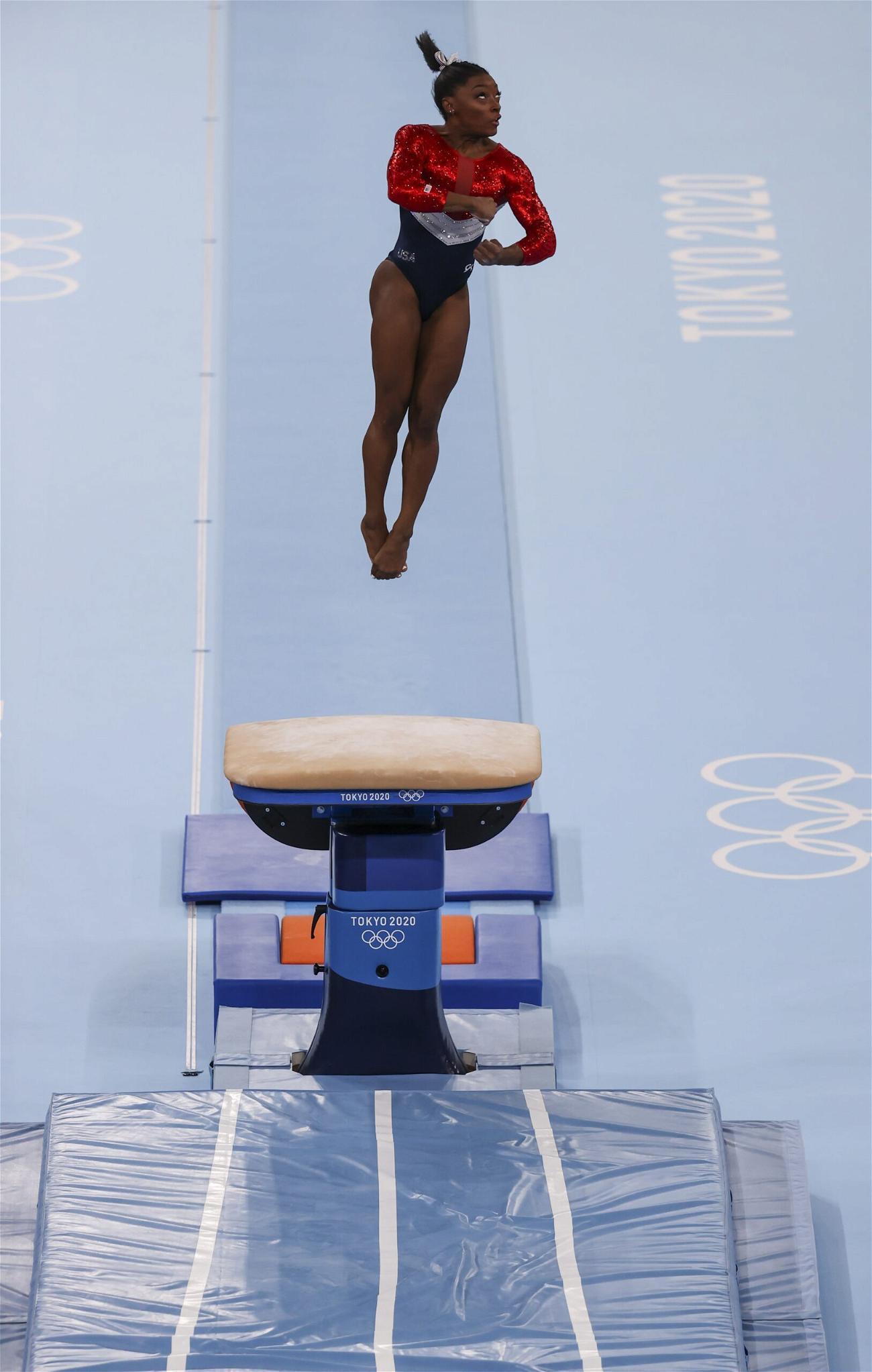 Olympic Games Tokyo 2020 Simone Biles