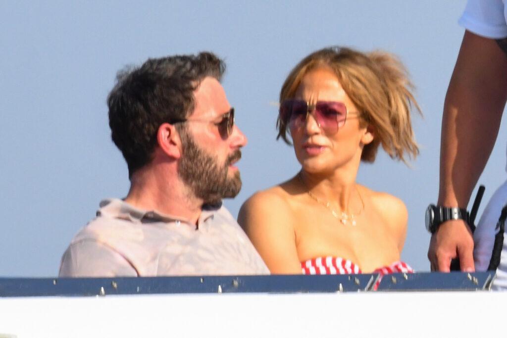 Jennifer Lopez and Ben Affleck enjoy Italy apos s famous Amalfi coast as J-Lo apos s 52 birthday celebrations continue