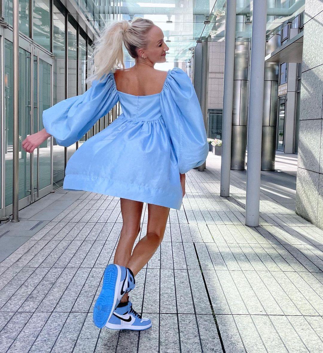 Nastia Liukin Flaunts Sexy 'Sneaker Girl' Style