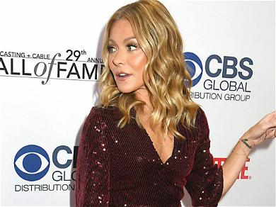 Kelly Ripa Appears To Be MISSING A Foot In Family Photo: See Her Hilarious Reaction!